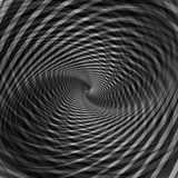 Vortex whirl movement. Royalty Free Stock Image