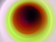 Vortice al neon astratto di colore Immagini Stock Libere da Diritti