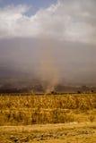 Vortice in Tanzania Immagine Stock