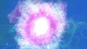 Vortices unosi się w przestrzeni zbiory wideo
