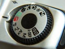 Vorwahlknopf Stockfotografie