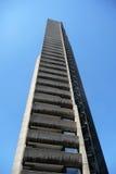 Vorwerk-Kontrollturm Stockfoto