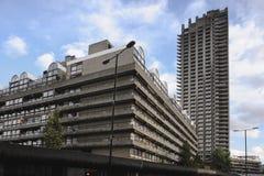 Vorwerk-Kontrollturm-Block Stockfotos