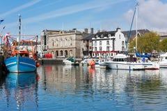 Vorwerk Plymouth Devon England Lizenzfreie Stockfotos