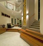 Vorzüglicher Haupteingang Stockbild