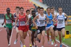 8vos campeonatos de la juventud del mundo de IAAF Imagenes de archivo