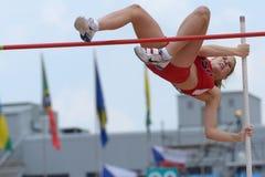 8vos campeonatos de la juventud del mundo de IAAF Imagen de archivo libre de regalías