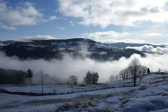 Vosges, France Royalty Free Stock Photography
