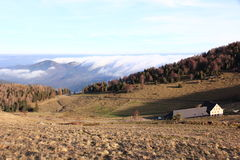 The Vosges, France Royalty Free Stock Images