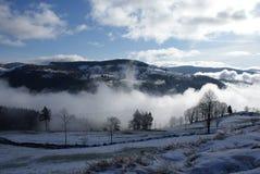 Vosges, Francja Fotografia Royalty Free