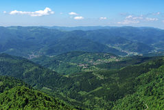 Vosges Mountains Stock Photo