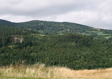 Vosges scenery Royalty Free Stock Images