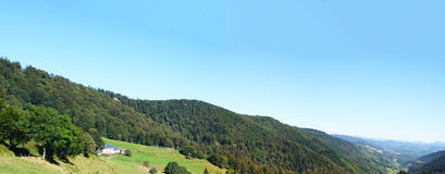 Vosges Royalty Free Stock Photo
