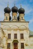Voskresenskaya Church.Kostroma region. Russia. Stock Images