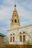 Voskresenskaya Church.Kostroma region. Russia. Royalty Free Stock Photography