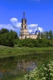 Voskresensky katedra, 1382 miasto Kashin, Obraz Stock