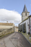 Vosne-Romanee, burgundy, France, saone-et-loire Royalty Free Stock Images