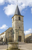Vosne-Romanee, burgundy, France, saone-et-loire Royalty Free Stock Photos