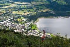 Voss, Norvège Photo stock