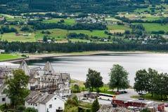 Voss, Norvège Image stock