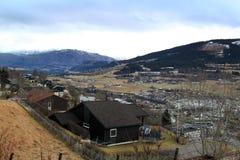 Voss, Norvège Photographie stock