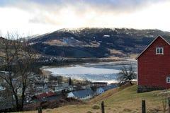 Voss, Norvège Photographie stock libre de droits