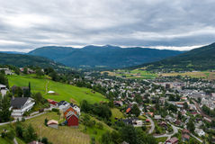 Voss, Norwegia Obrazy Stock