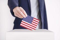 votación foto de archivo
