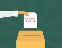 votación libre illustration