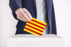 votación Imágenes de archivo libres de regalías