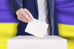 votación Fotos de archivo libres de regalías