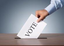 votar Fotos de Stock