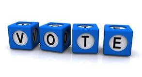 Vote Royalty Free Stock Image