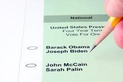 vote Image stock
