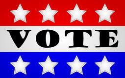 Vote Royalty Free Stock Photo