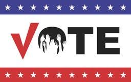 Free Vote Royalty Free Stock Image - 77696286
