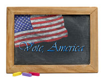 Vote America. Royalty Free Stock Images