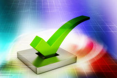 Vote concept Royalty Free Stock Photo