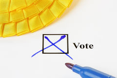 Vote Stock Photography