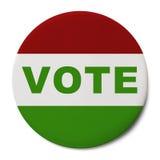 Vote mexicain Photos libres de droits