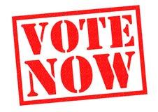 VOTE NOW Stock Photos