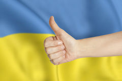 Vote Ukraine Stock Photos