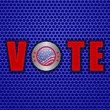Vote in USA Stock Image