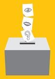 vote vector Stock Photo