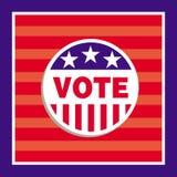 Voting card Stock Photos