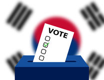 Voting Concept Stock Photography