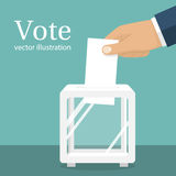 Voting, election concept Royalty Free Stock Image