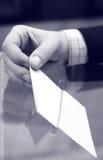 Voting , elections Stock Photo