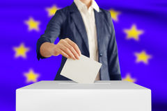 Voting. Stock Image