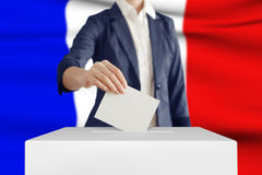 Voting. Stock Photography